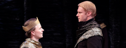 <em>Richard II</em> at the Pearl Theatre