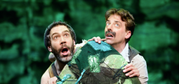 Peter Gets His Name, <i>Starcatcher</i> Drags J.M. Barrie's Through the Mud