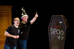 <em>Potted Potter</em> Returns to the Little Shubert Theatre