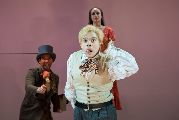 An Octoroon