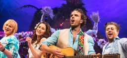 Haters Go Home: <em>Escape to Margaritaville</em> Is the Jukebox Musical at Its Best